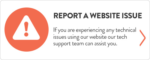 Report a Website Issue